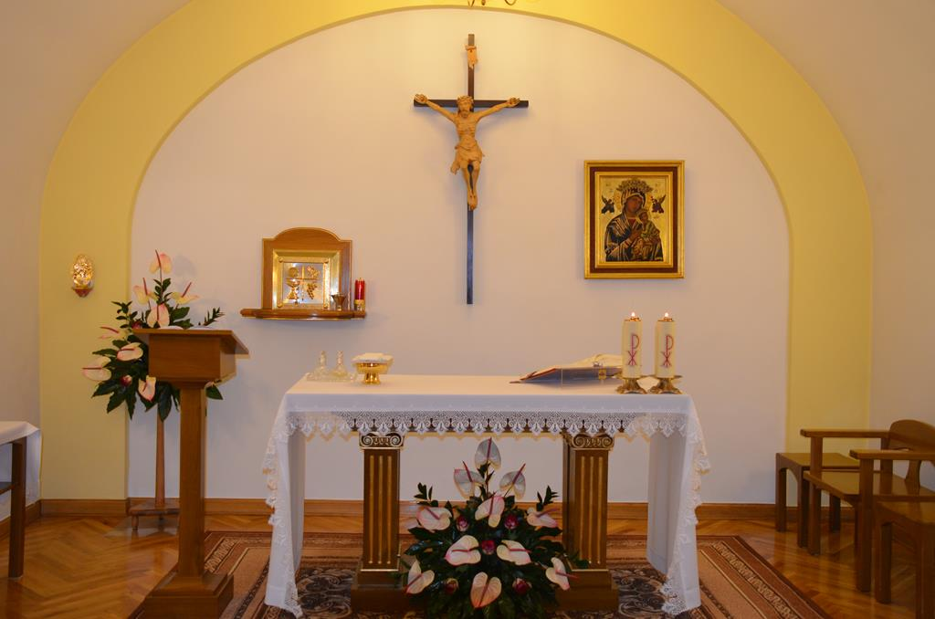 Kaplica ul. Rycerska