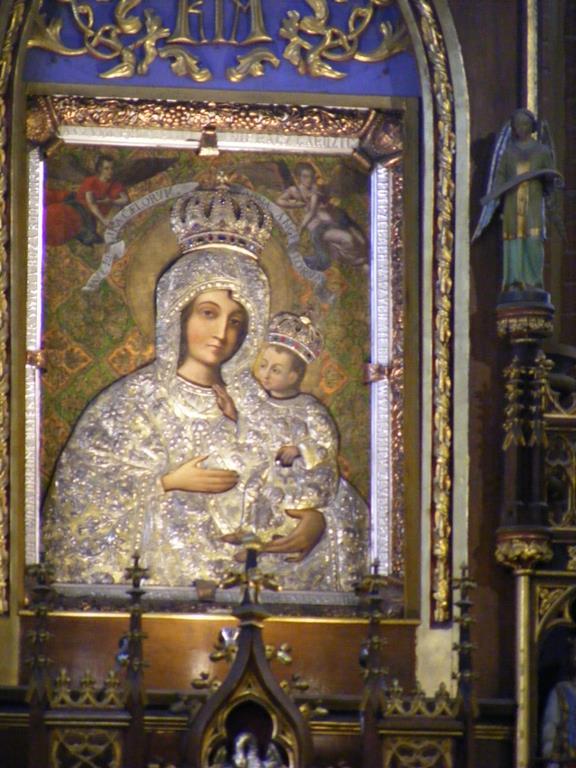 Ikona Matki Bożej Gietrzwałdzciej