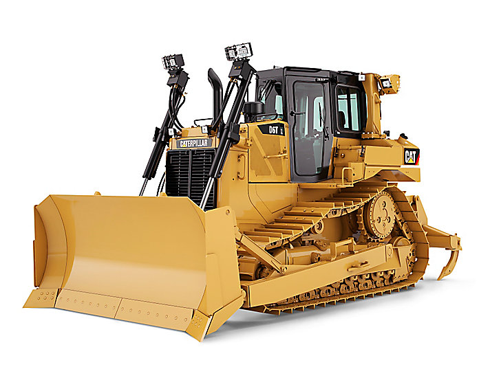 CATERPILLAR D6RXL — Ground Work Contractors In Chesterfield