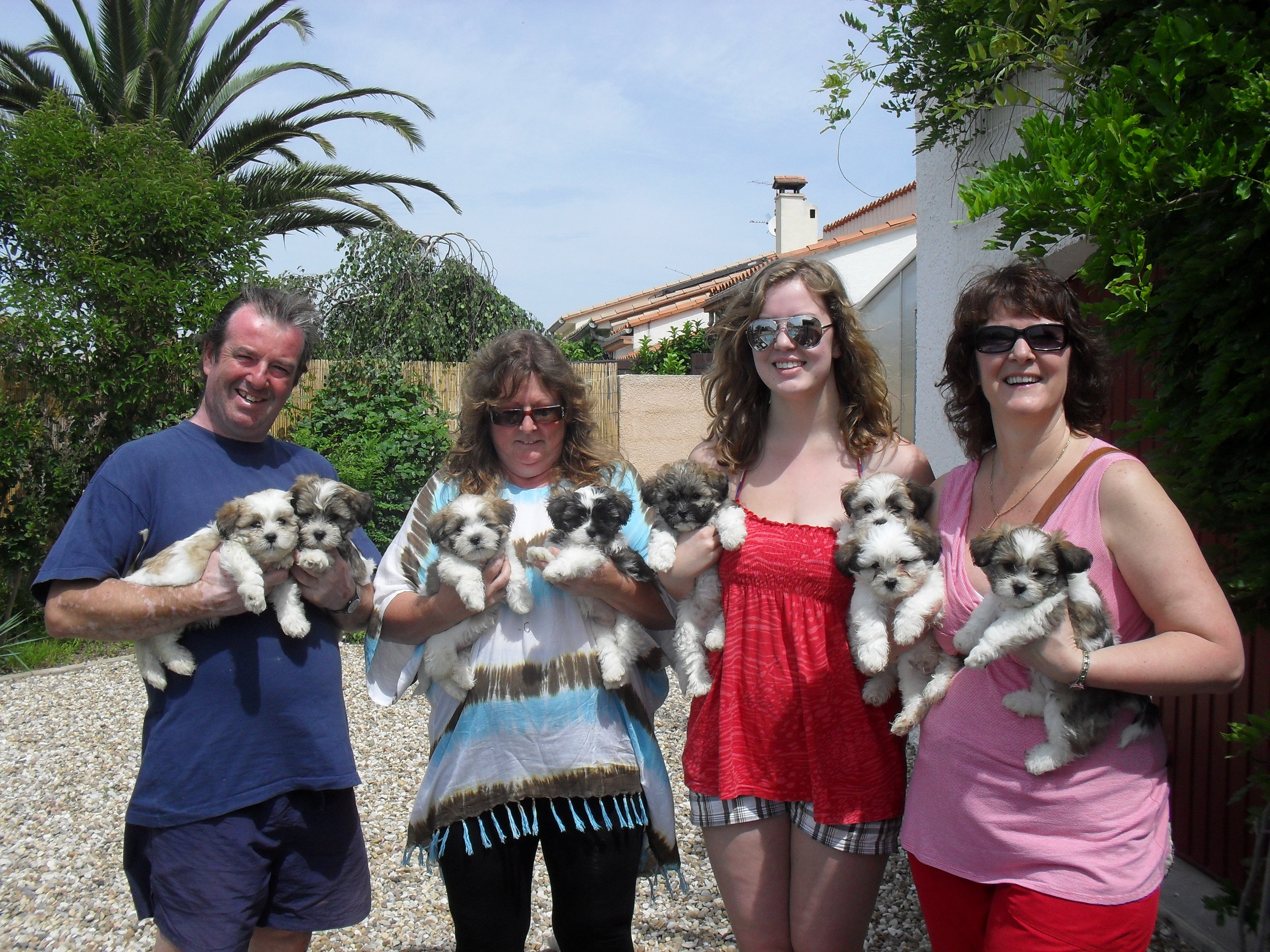 Look At All The Puppes June 2011