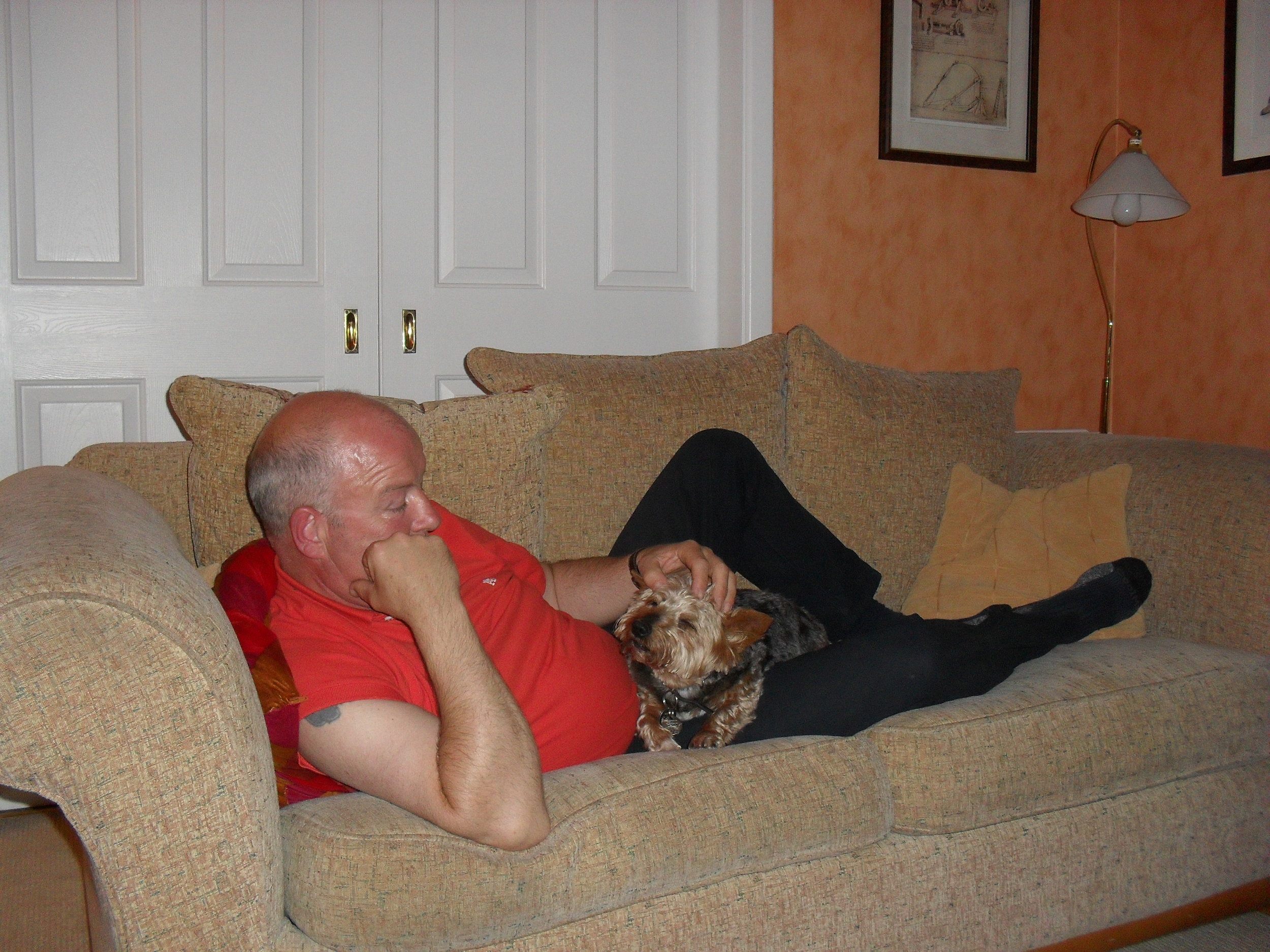 Mutt and Mick May 2011