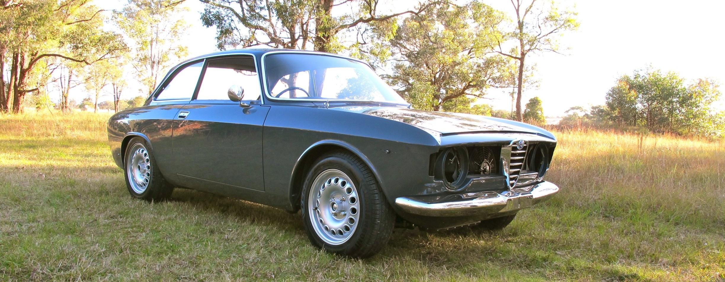 Giulia Sprint GT 66