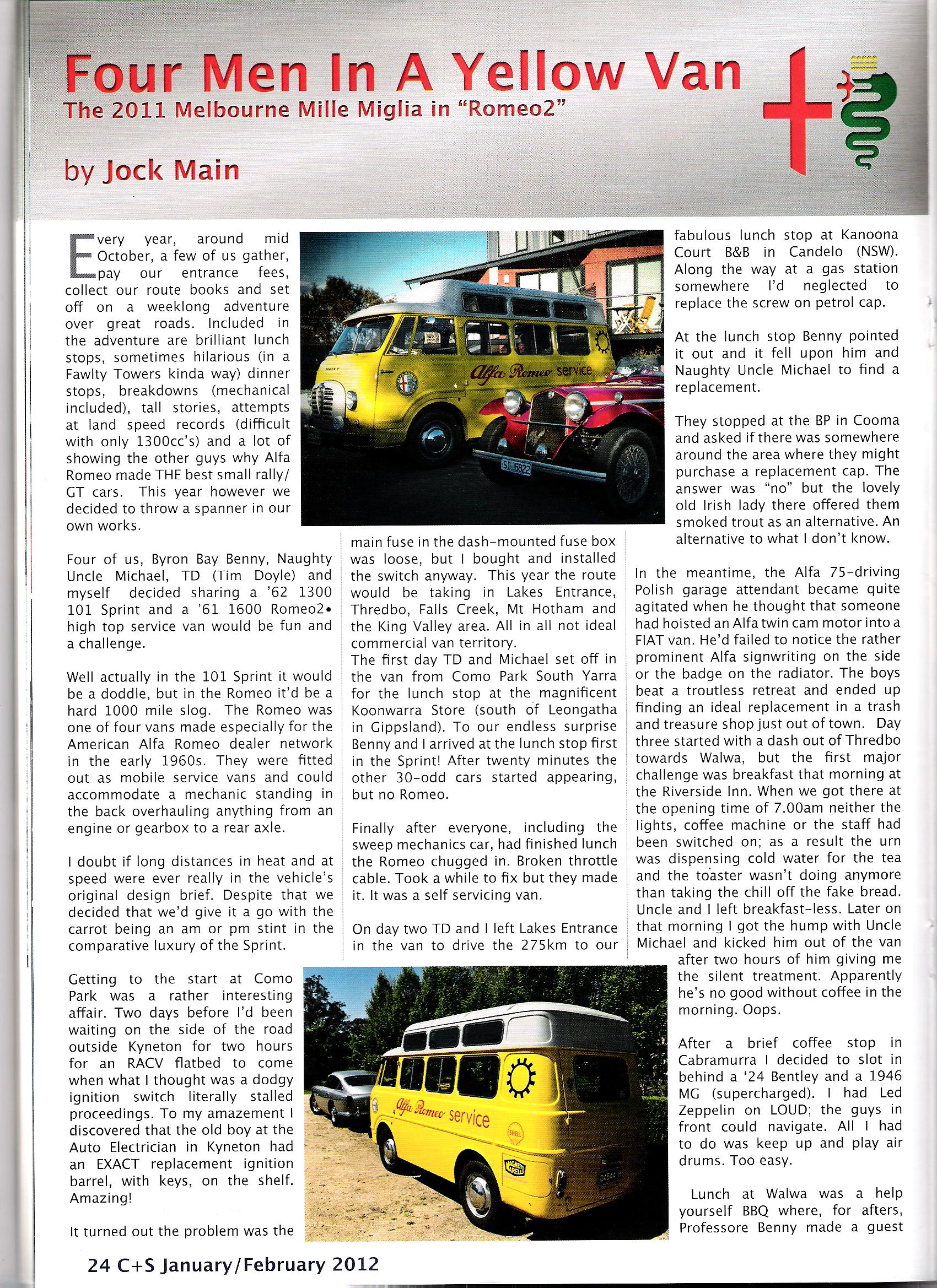 Four Men in a Yellow Van pg.1.jpeg