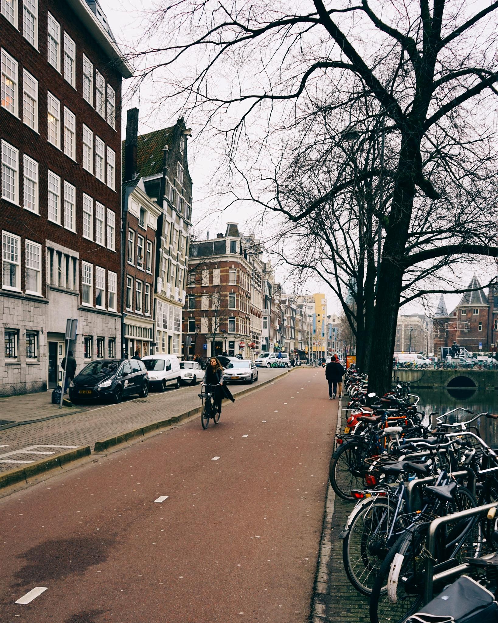 Amsterdam centro, Dicembre 2016