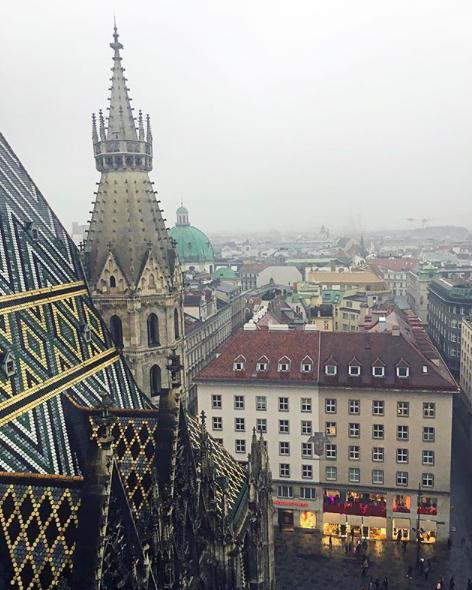 La meravigliosa vista dal Duomo di Santo Stefano (credits IG: @viprudy)