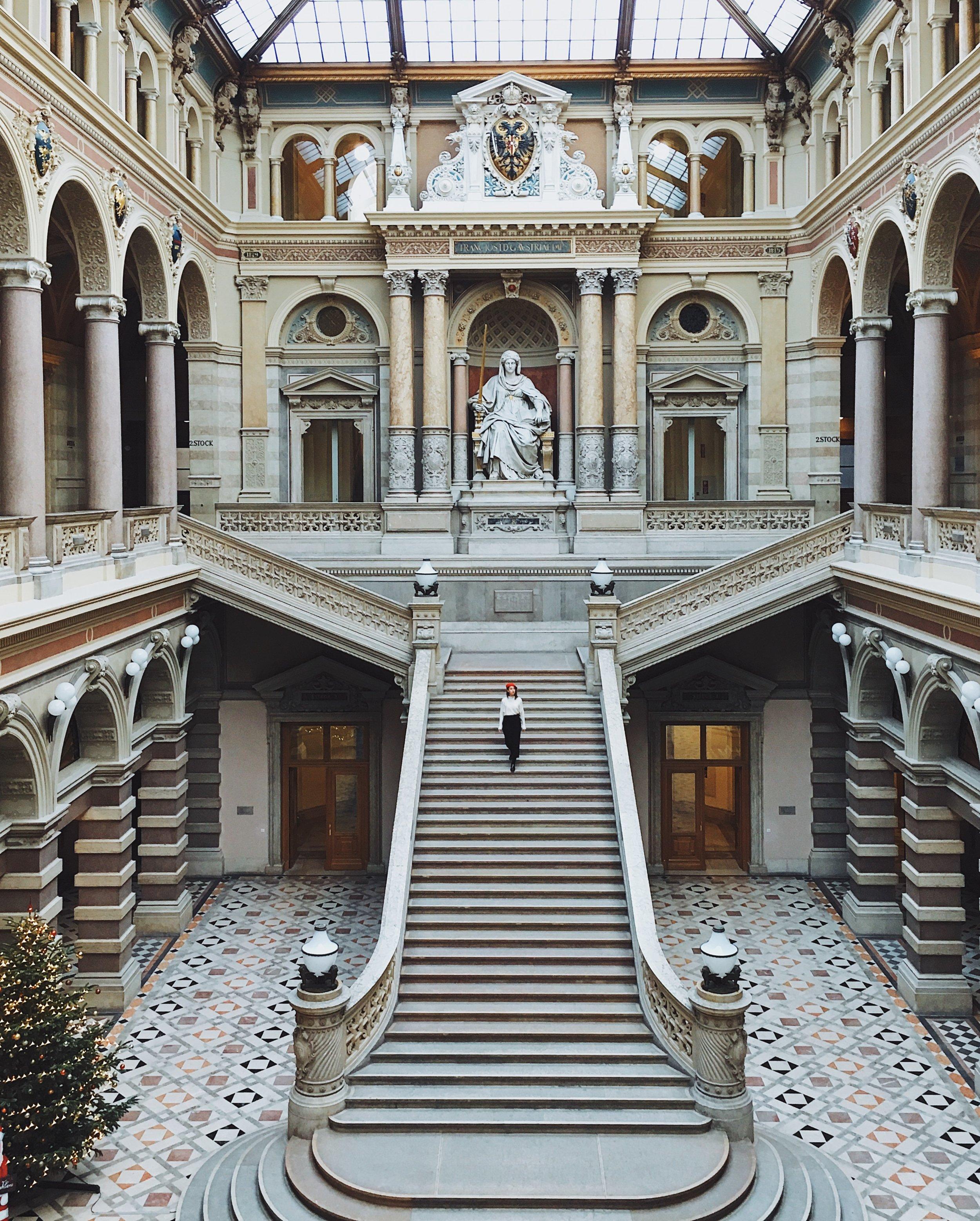Austrian Supreme Court: foto che non può mancare nelle vostre gallerie Instagram!
