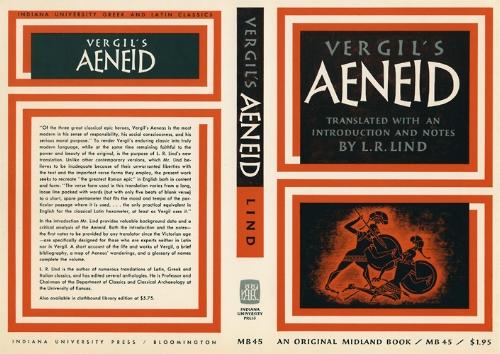 "Virgil's 'Aeneid' - ""the greatest Roman epic"""