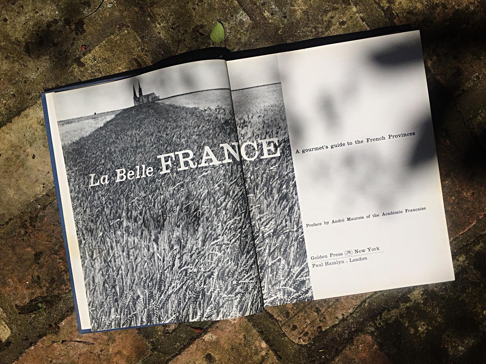 'La Belle France', published by Paul Hamlyn,1964