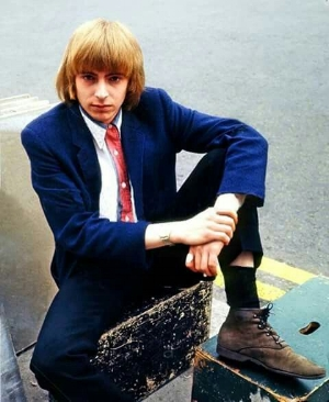 Spotted in Bentalls: Keith Relf of the Yardbirds