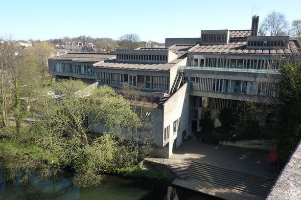 """Durham University's """"gorgeous new buildings"""""""