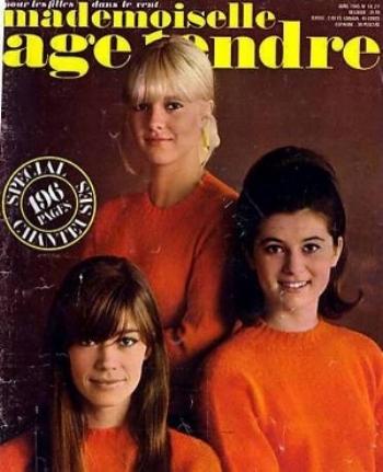 Salut les copains nº 18 Françoise Hardy, Sheila et Sylvie Vartan.jpg