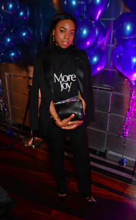 Pippa Bennett-Warner attends the press night after party for 'Company' at The Prince of Wales Theatre on October 17, 2018 in London, England. (Photo by David M. Benett/Dave Benett/Getty Images)