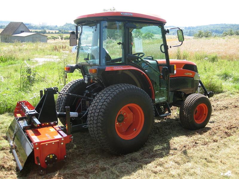 AGRITEC - Bodenfräse AT30