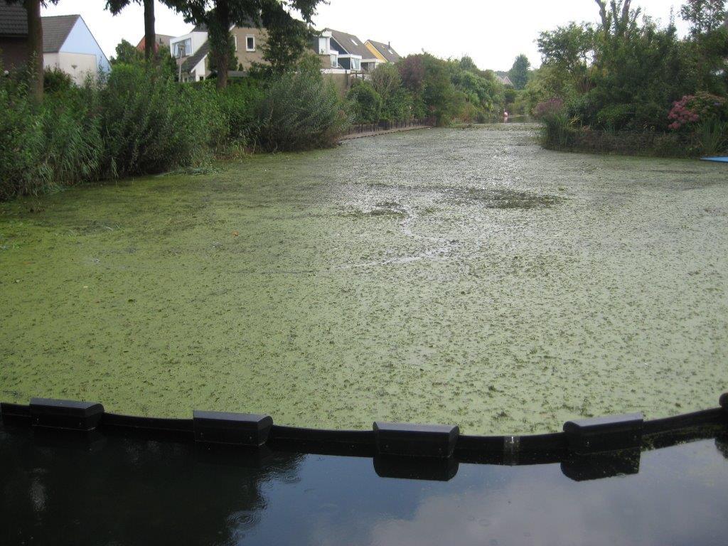 BOLINA BOOMS - Umweltabsperrungen