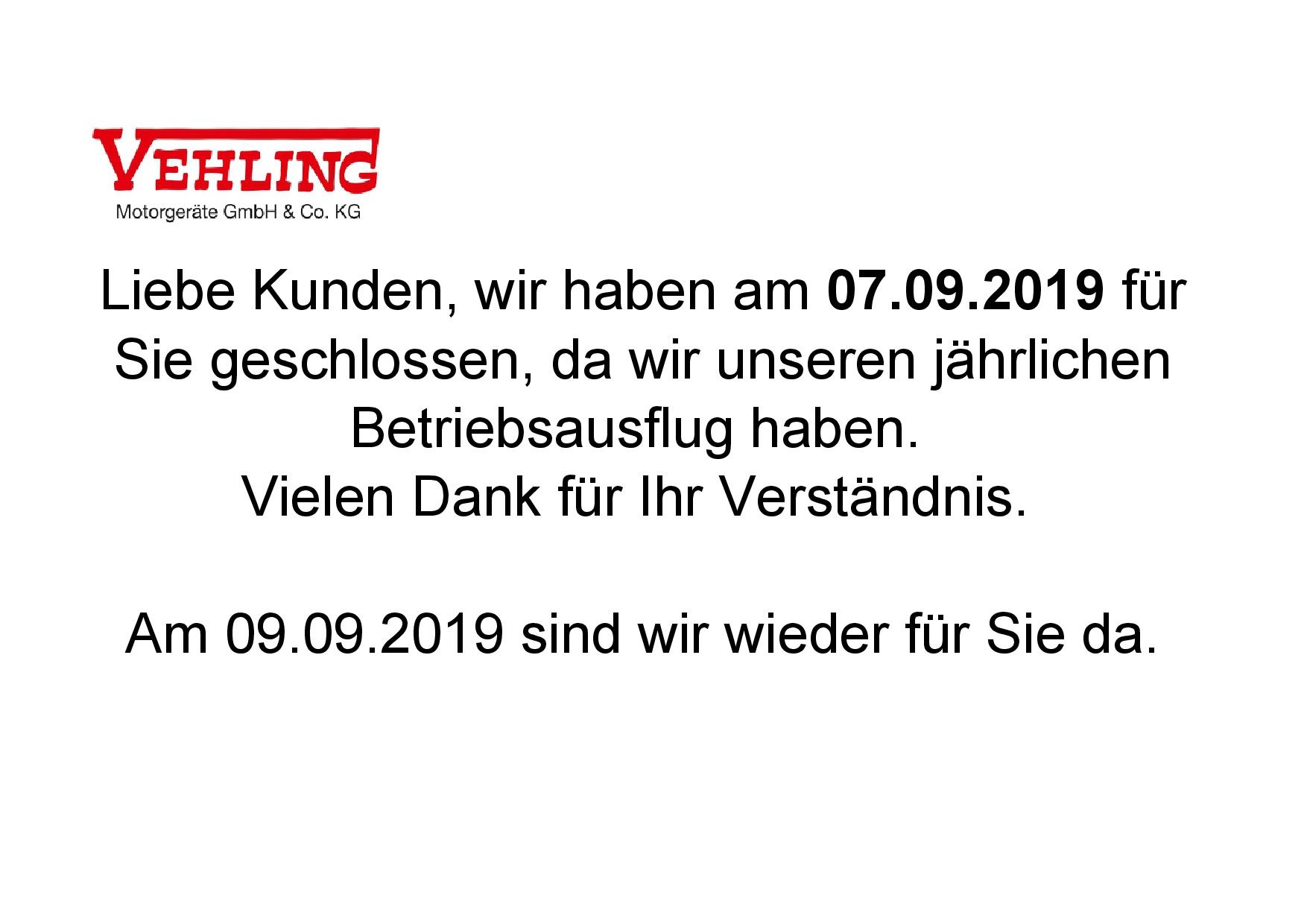 Betriebsausflug 2019