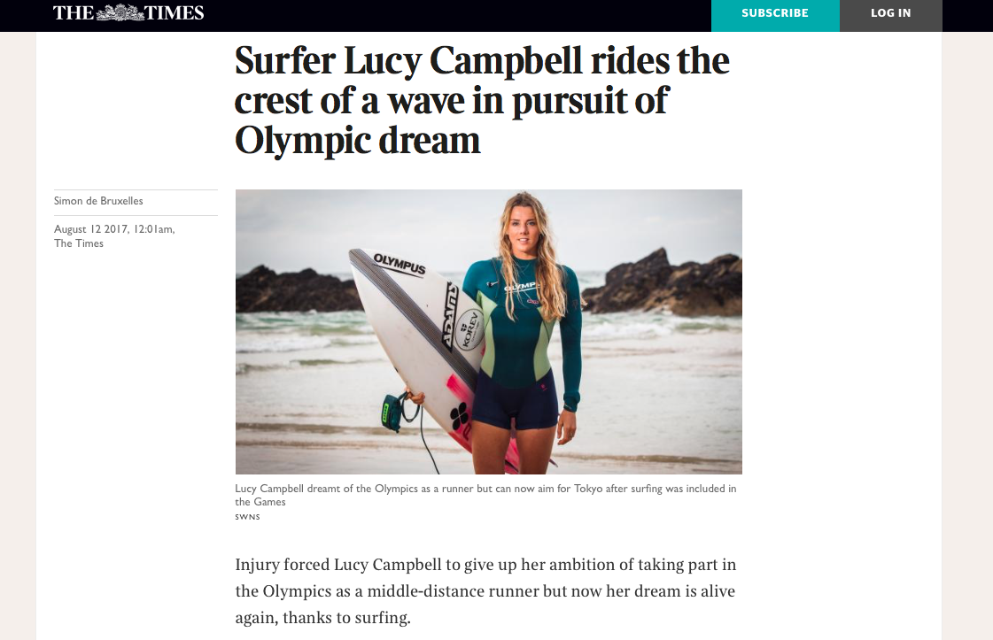 https://www.thetimes.co.uk/article/surfer-lucy-campbell-rides-the-crest-of-a-wave-in-pursuit-of-olympic-dream-9sq25vnx6