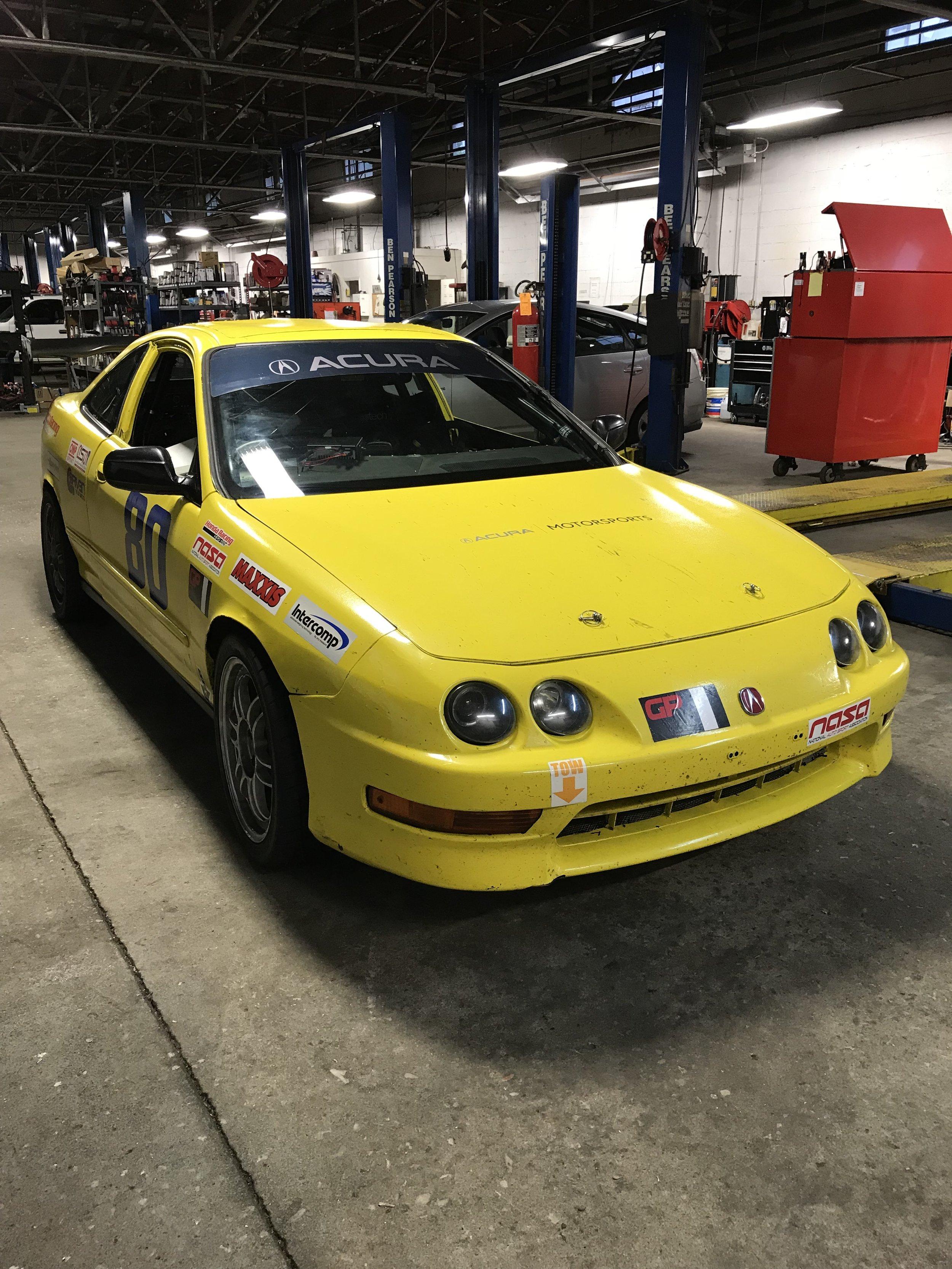 2000 Acura Integra GSR