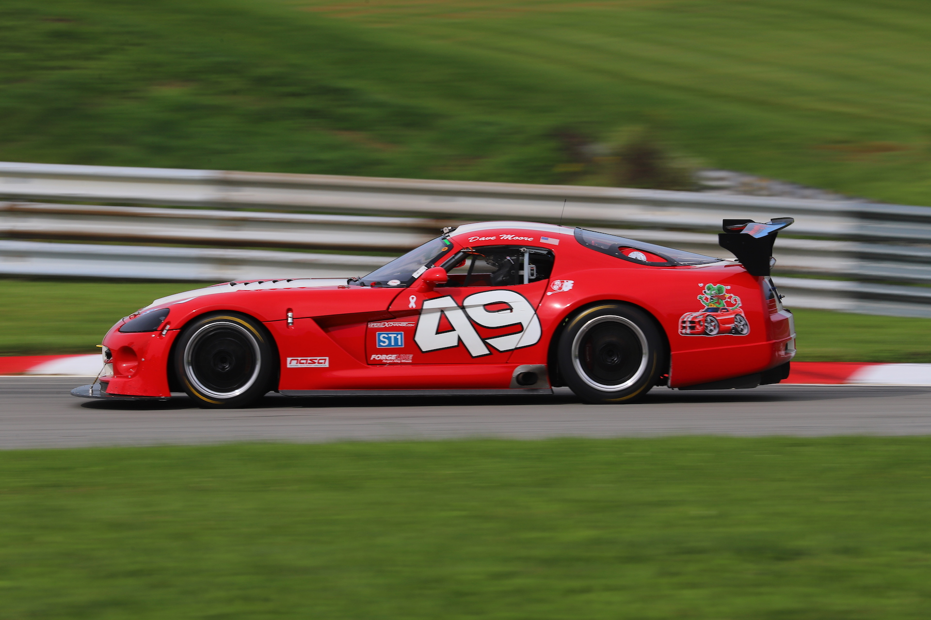2005 Dodge Viper Competition Coupe