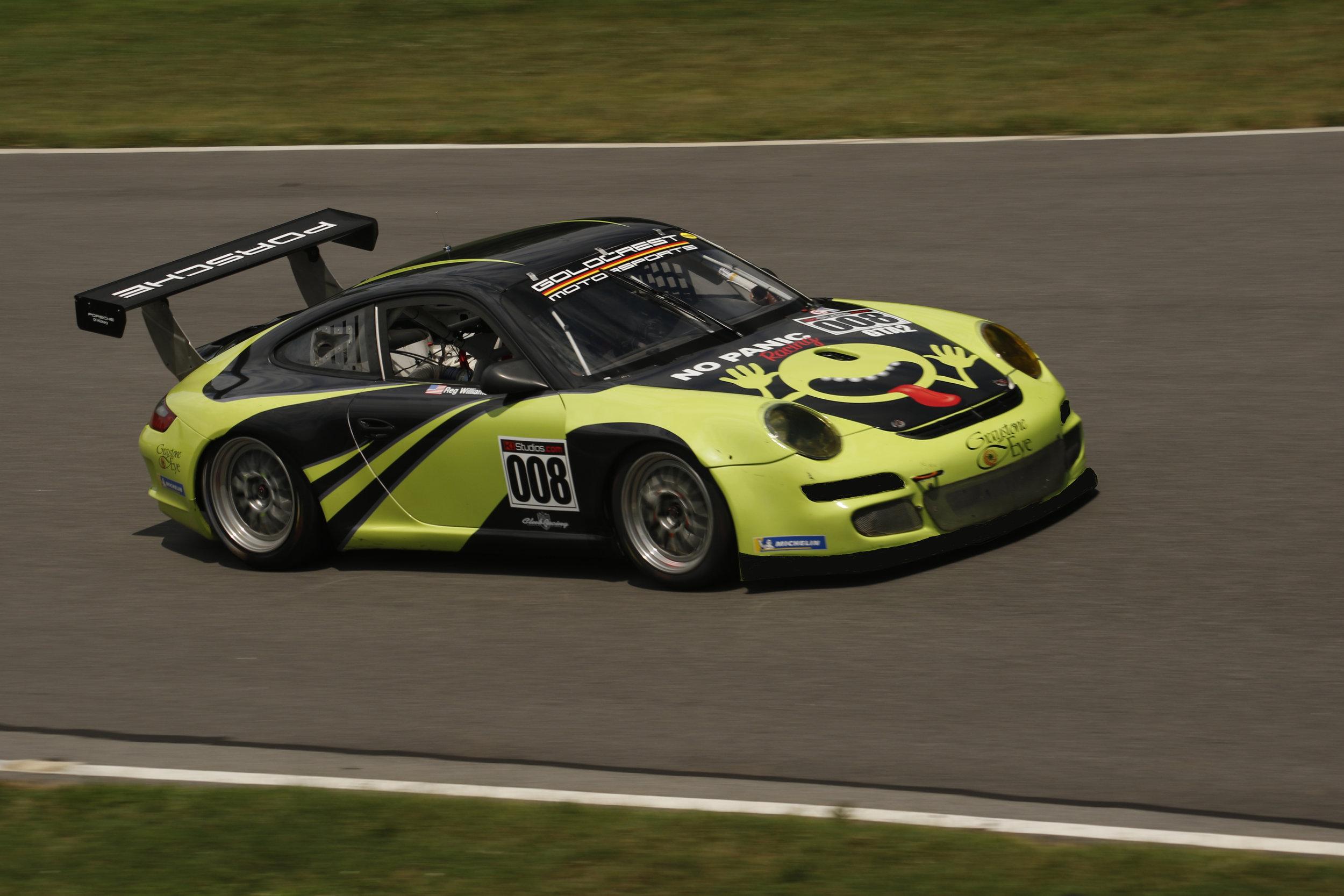 2009 Porsche GT3 Cup