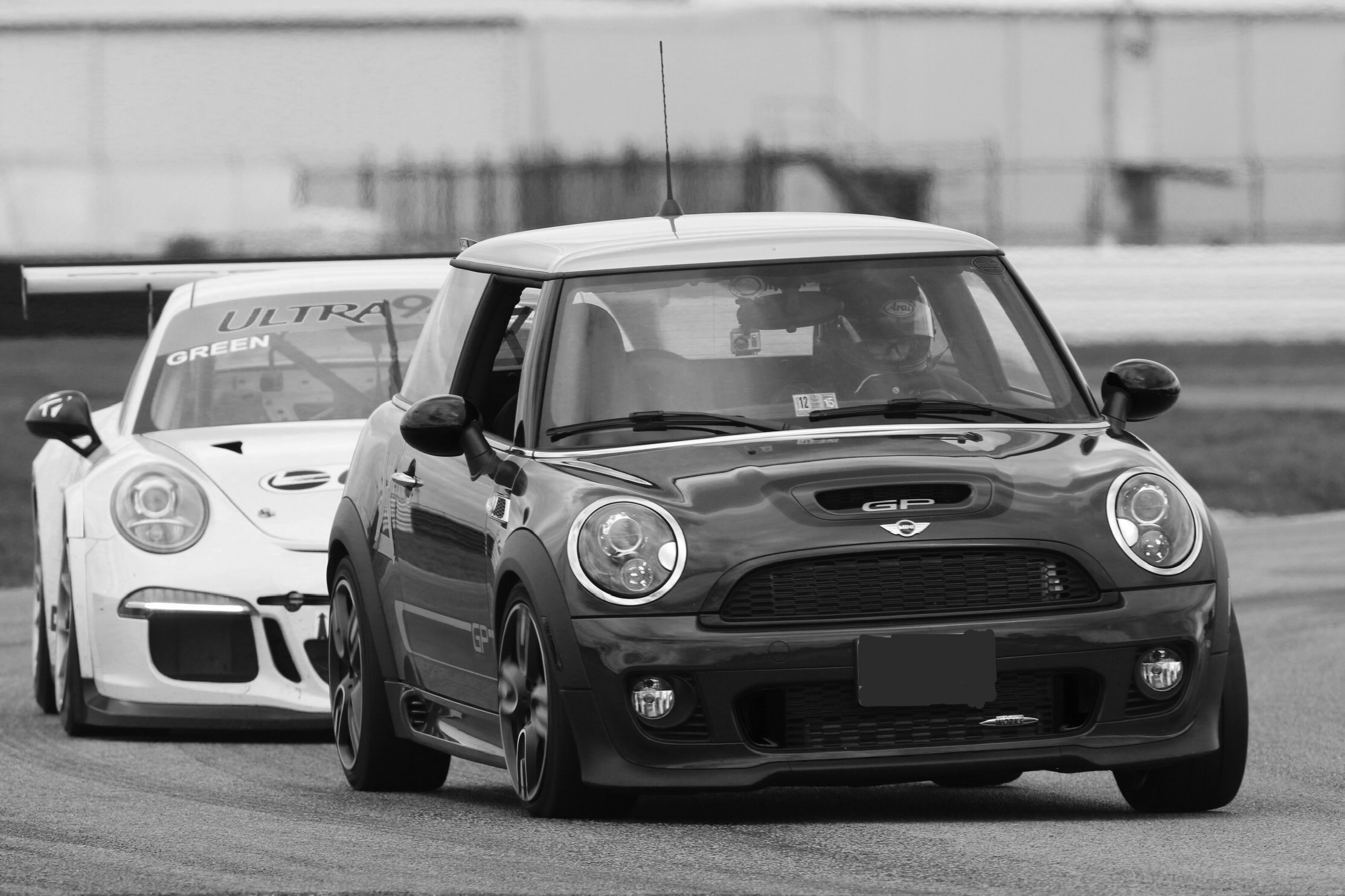 2013 Mini JCW GP2