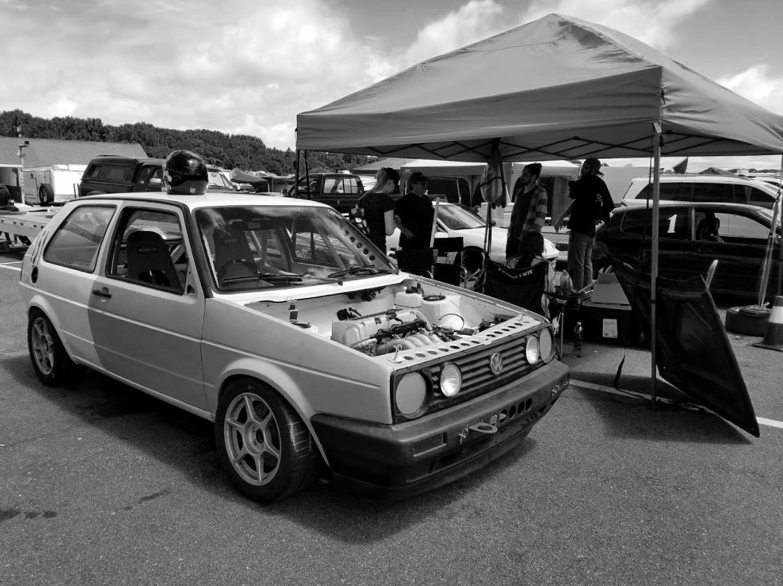 1991 VW mk2 Gti