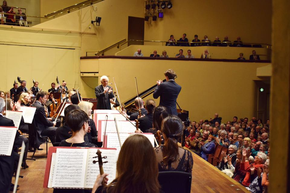 Review of Concert in Nottingham, UK, 27 April 2019 — Concert Pianist