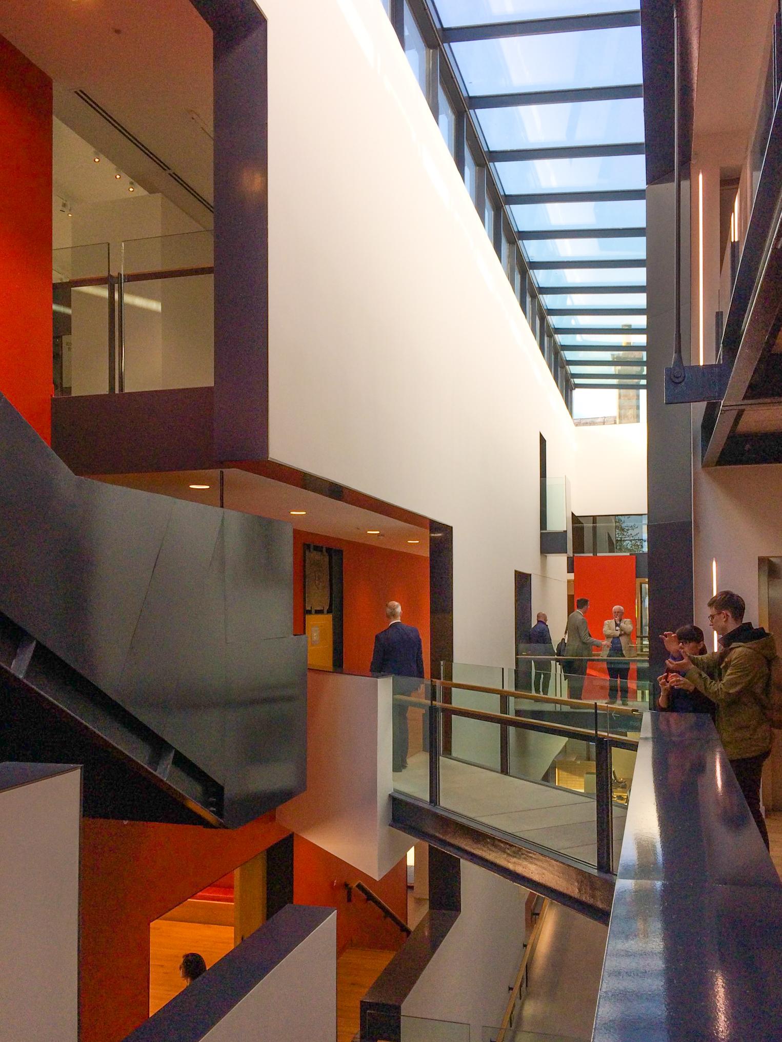 Carnegie Museum & Library, Dunfermline. HLF award £2.8m