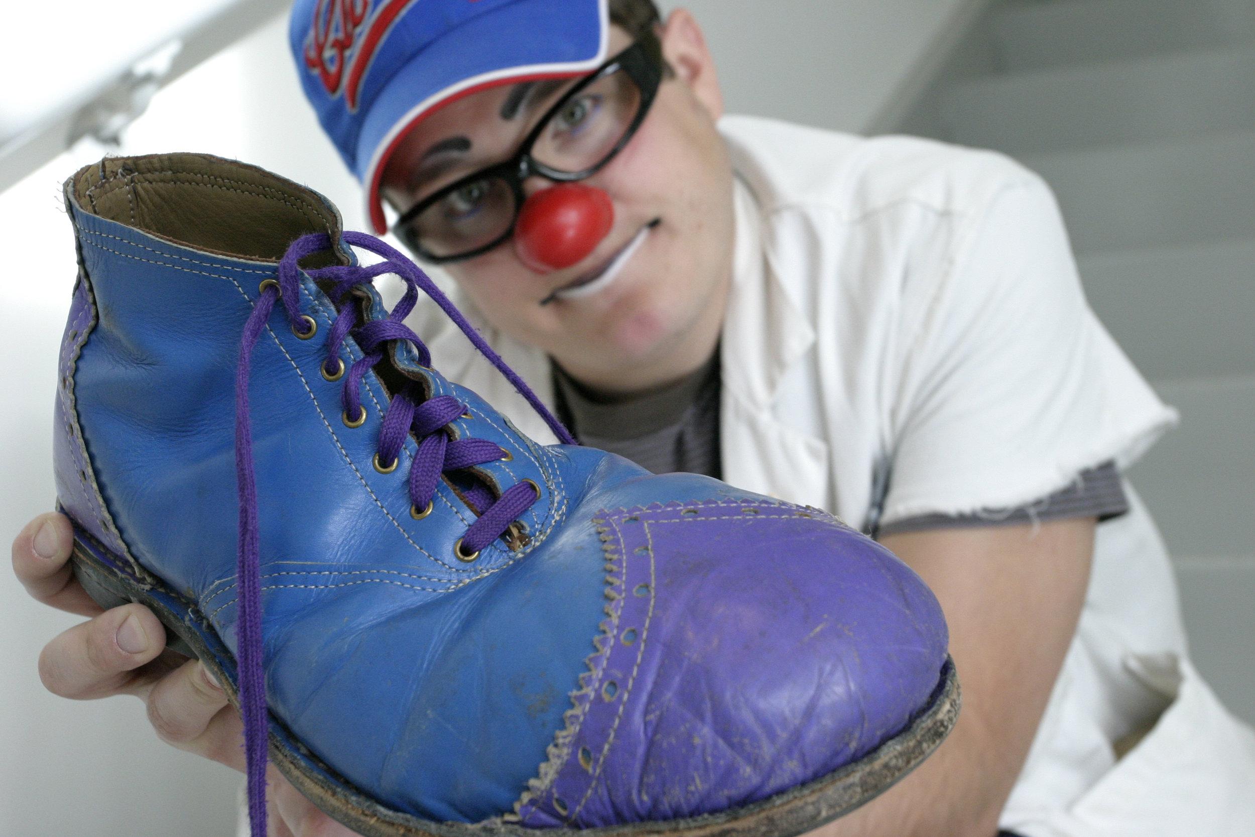 Clown Shoes   Daytona Beach News Journal
