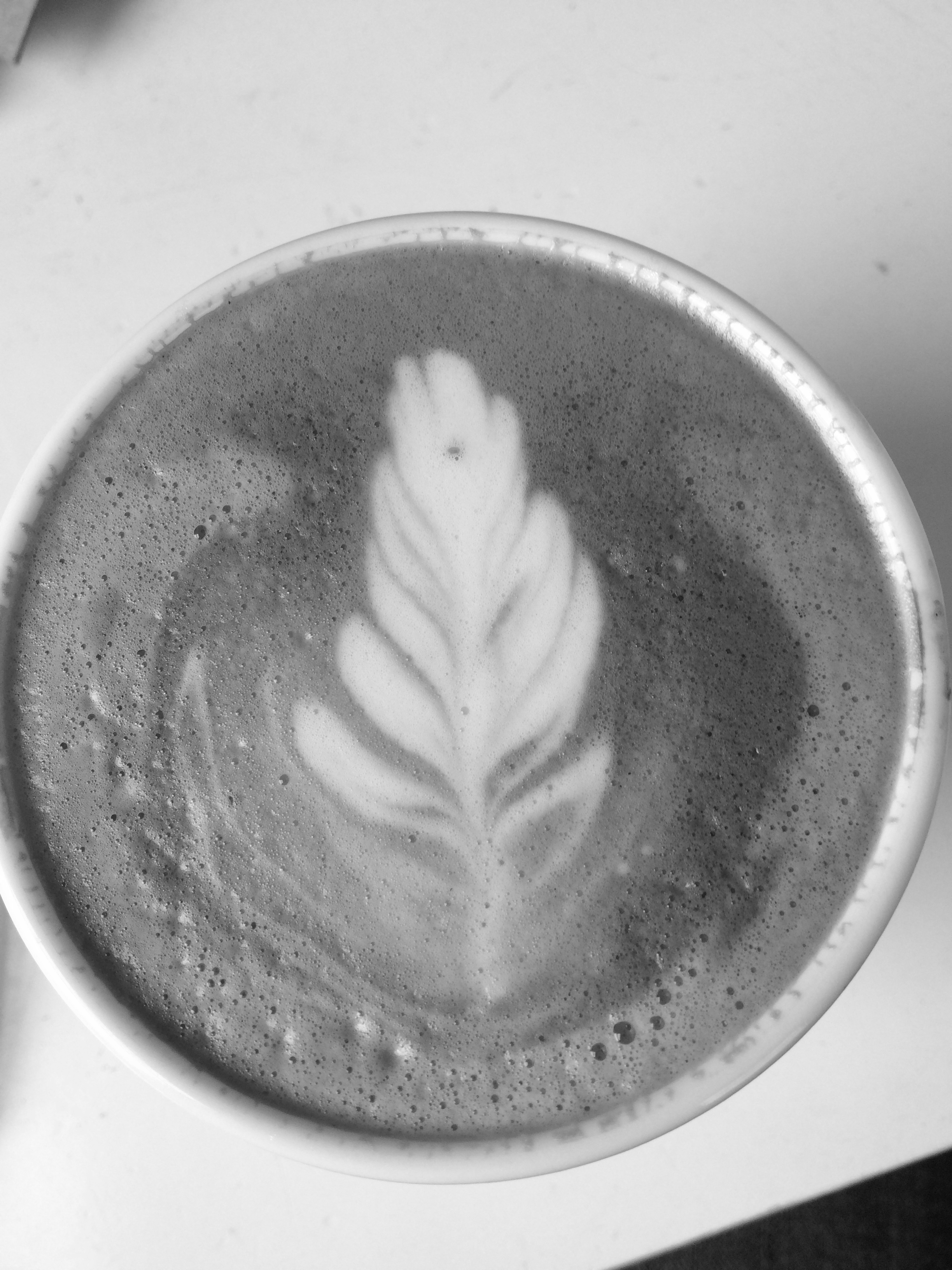 Food and Drink  Coffee, espressos, lattes, tea, hot cocoa, smoothies. beer, wine, breakfast sandwiches, breakfast burritos, skillets, lunch, salads, baked goods, dinner.