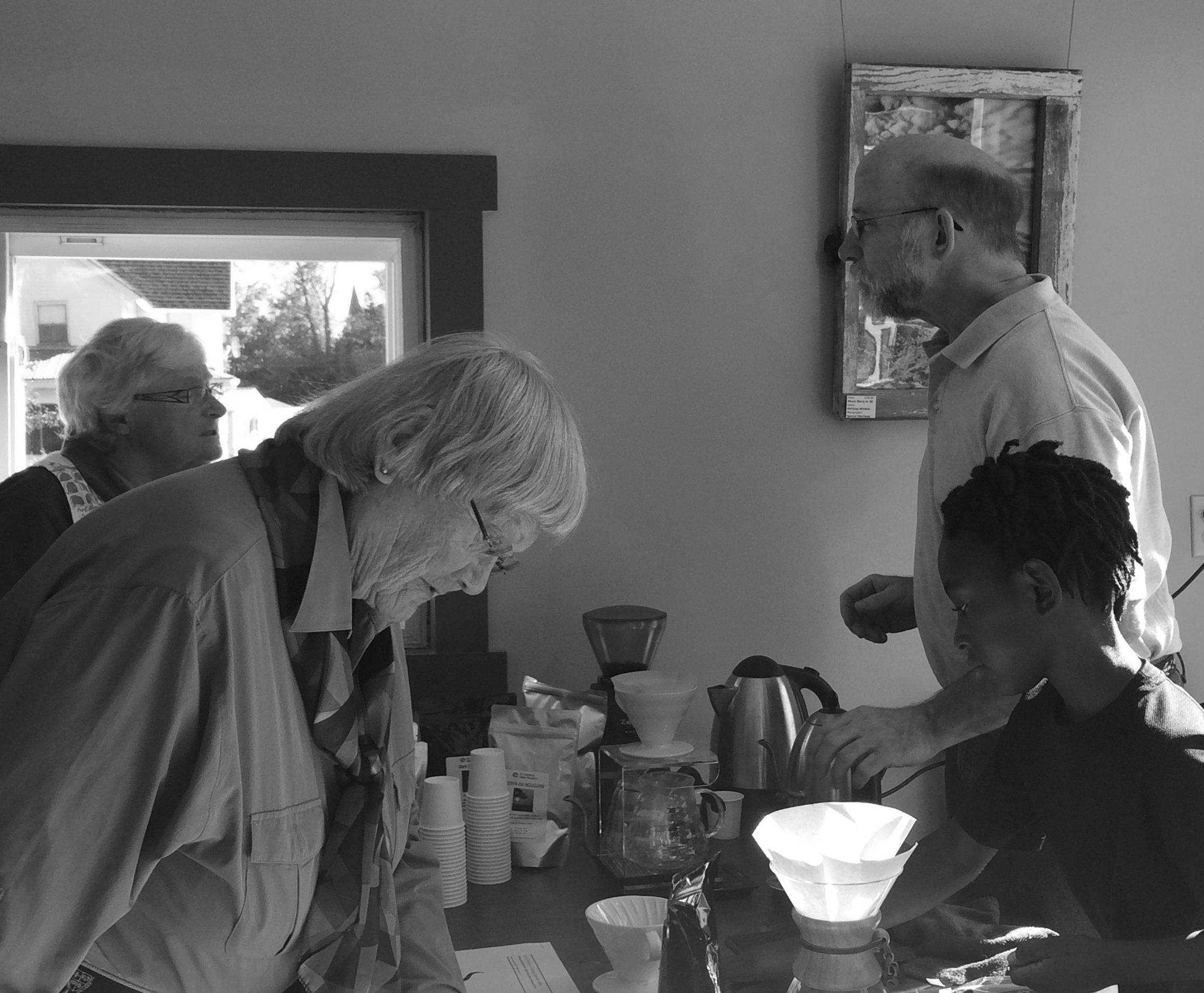 Events    Experience Coffee Tastings, Live Music, Classes, Club Meetings