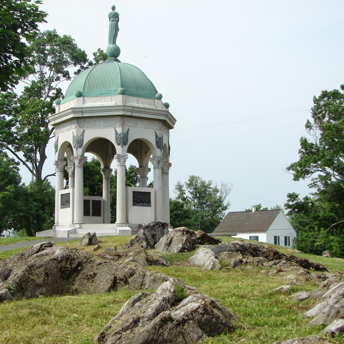 restoration of maryland monument.JPG