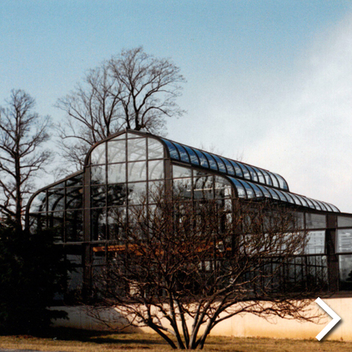 National Arboretum Conservatory Greenhouse
