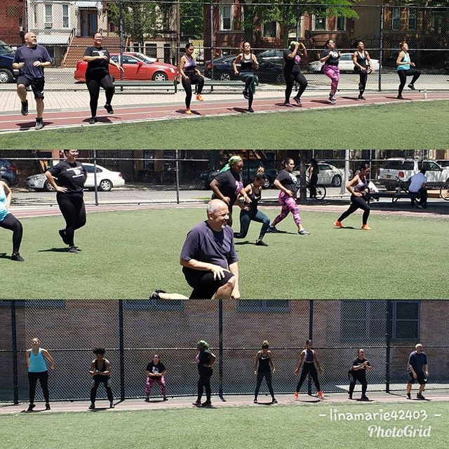 Let's get this workout on at PS 130 playground today @ 1:00 pm #longwoodvillage #southbronx