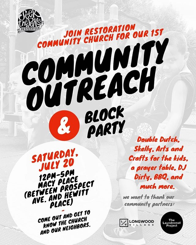 We are bringing back the good ol' friendly neighborhood block party this summer on Saturday, July 20th. Speaking of friendly and neighborhood, not only do we have music, games, arts and crafts, icees, double dutch, BBQ, and more on deck, we will have our very own, friendly neighborhood BronxSpidey @bronxspidey on the block for all to meet. So don't front and show up. We will. Check out the old photos on Creston Avenue 😉 #ontheblock #community #southbronx #rccsbx #longwoodvillage #bronxspidey #blockparty