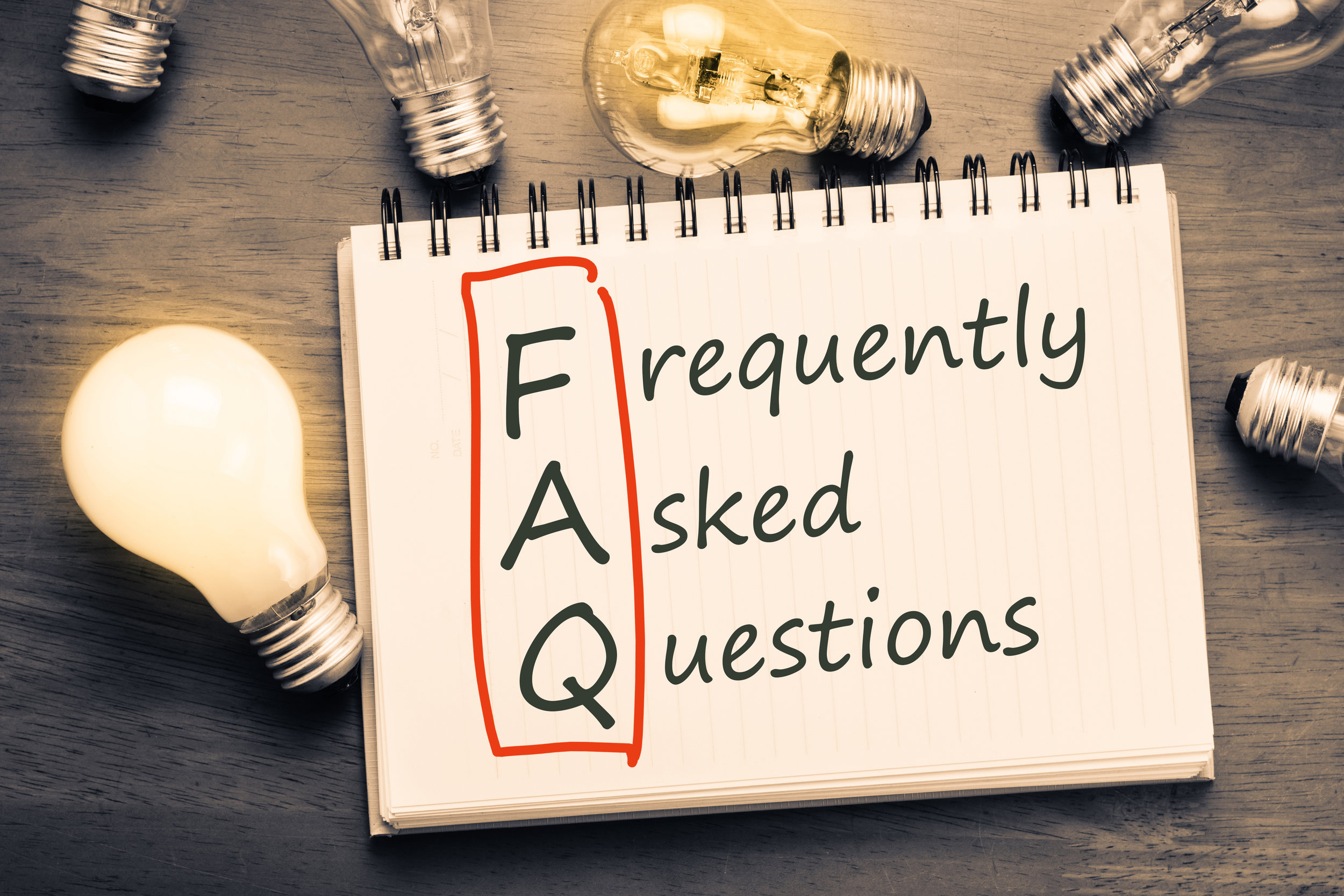 - See answers to some of our most frequently asked questions.