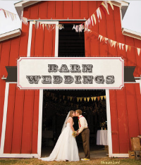 Barn Weddings    Publisher: Gibbs Smith Publishing  Date: 2013