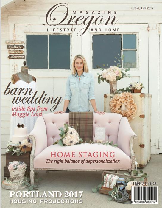 Oregon Lifestyle & Home Magazine