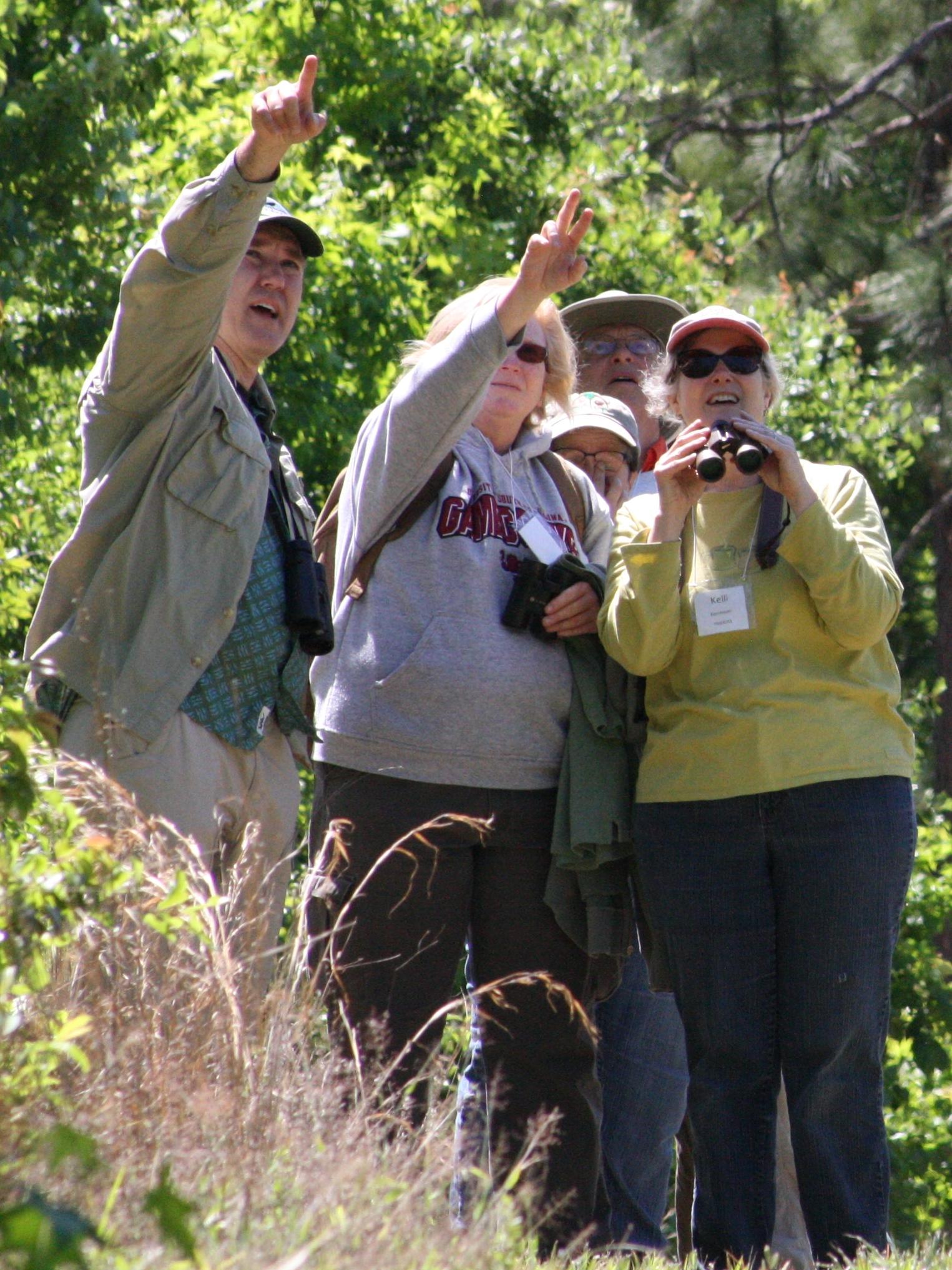 PB Silver Bluff Steve P pointing.jpg
