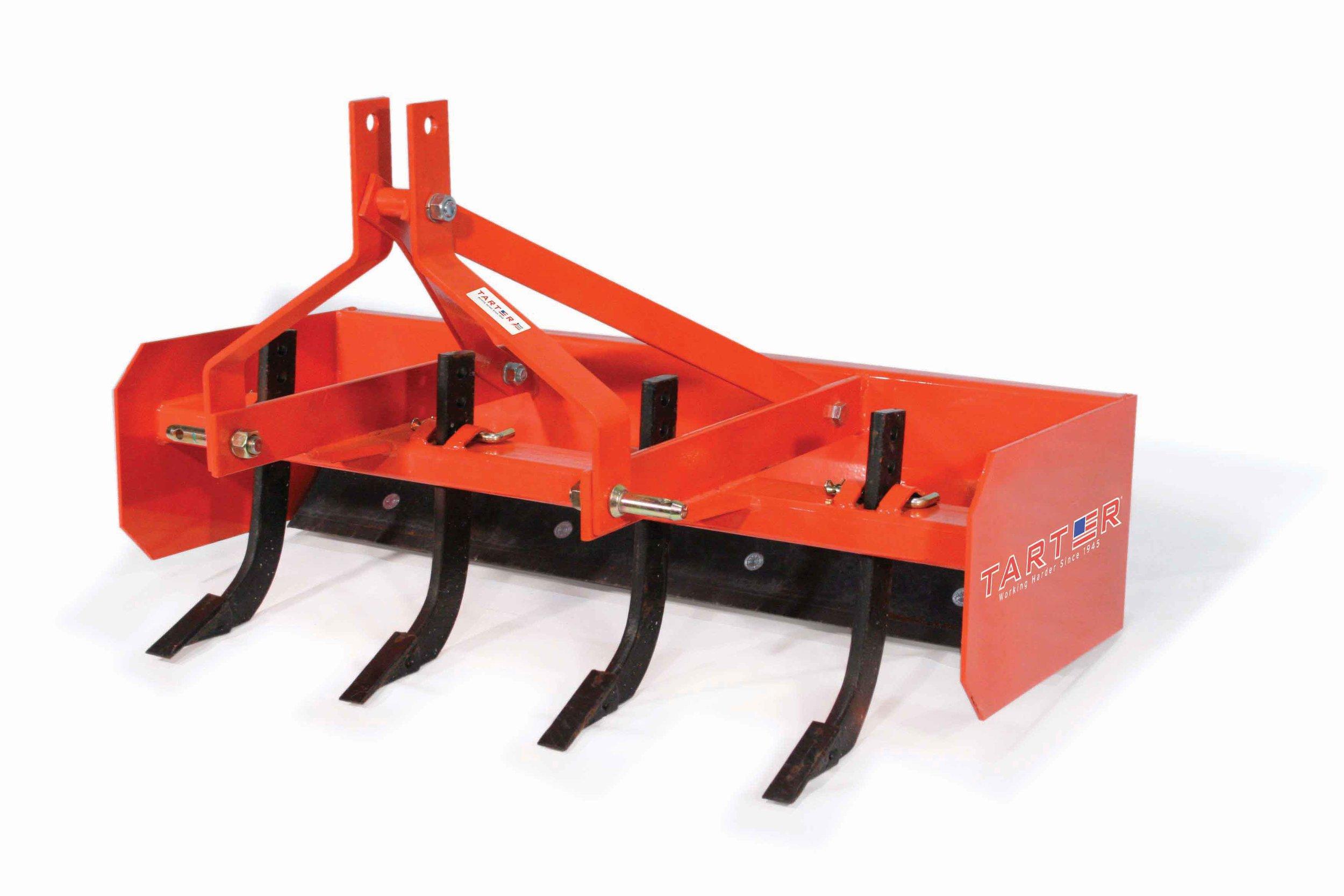 4′ Box Blade Sub-Compact — Tarter Farm and Ranch Equipment