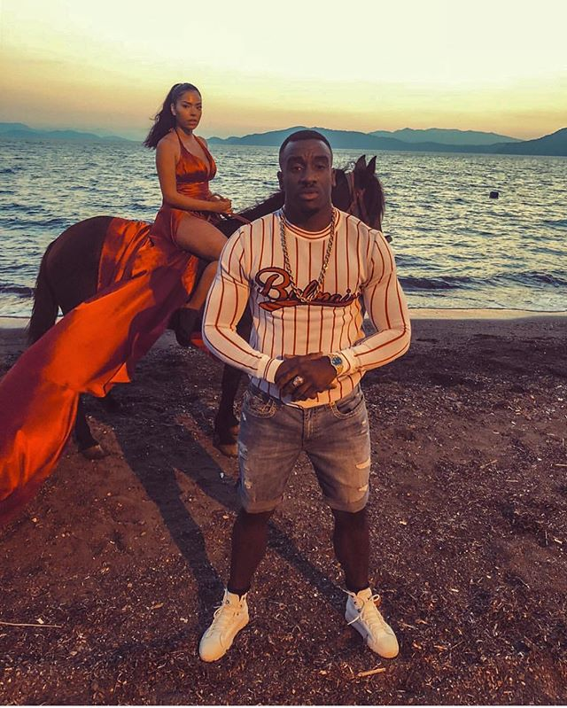 @thebugzymalone our here making #MOVIES 👀👀