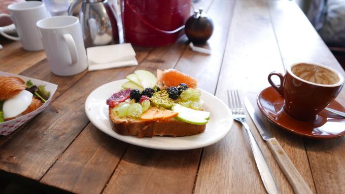 The Daily Toast på Farm Table i San Francisco