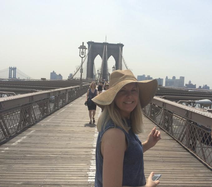 När jag fyllde 30 år och var i New York med mina bästa vänner <3