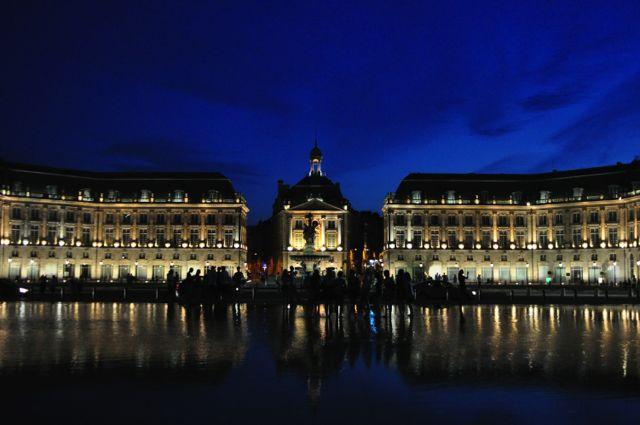 La Place de La Bourse