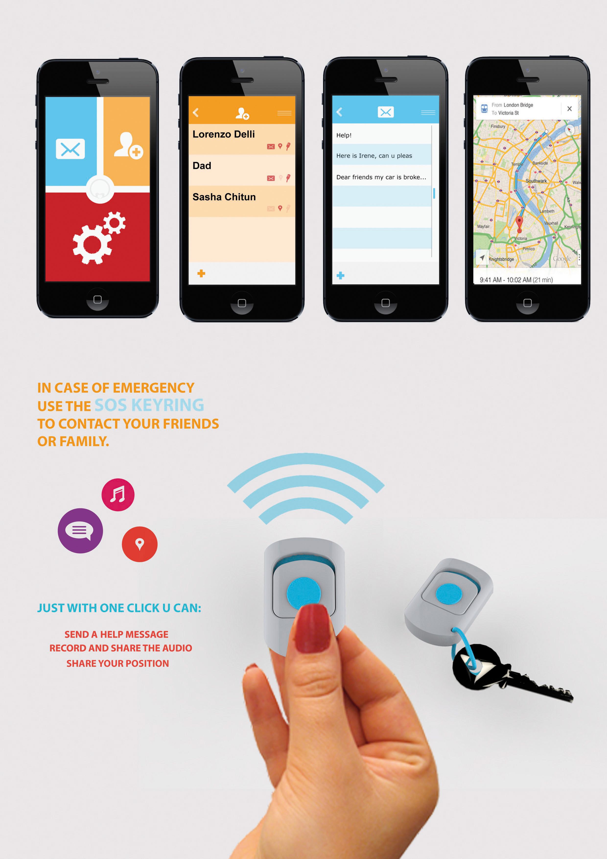 thumbs-up-electronics-sos-keyring_scorpio-worldwide_travel-retail-distributor