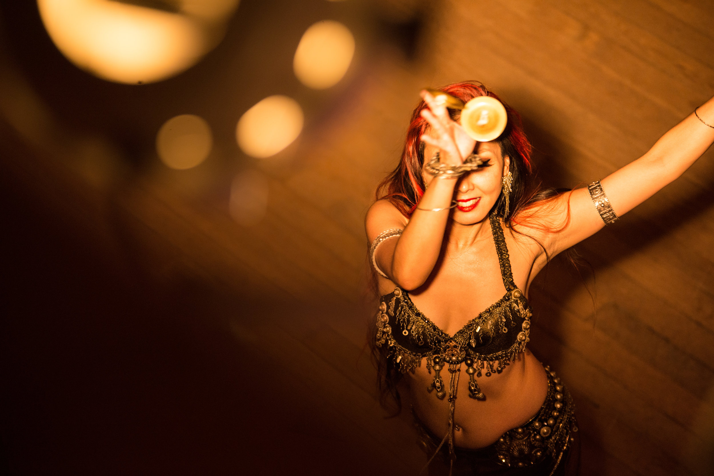 Belly Dance performance captured by Magdalena Smolarska Photography