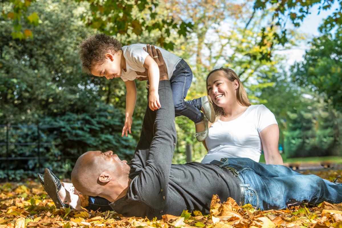 London & Brighton Portrait Photographer - Lifestyle Family Photo session with Magdalena Smolarska Photography