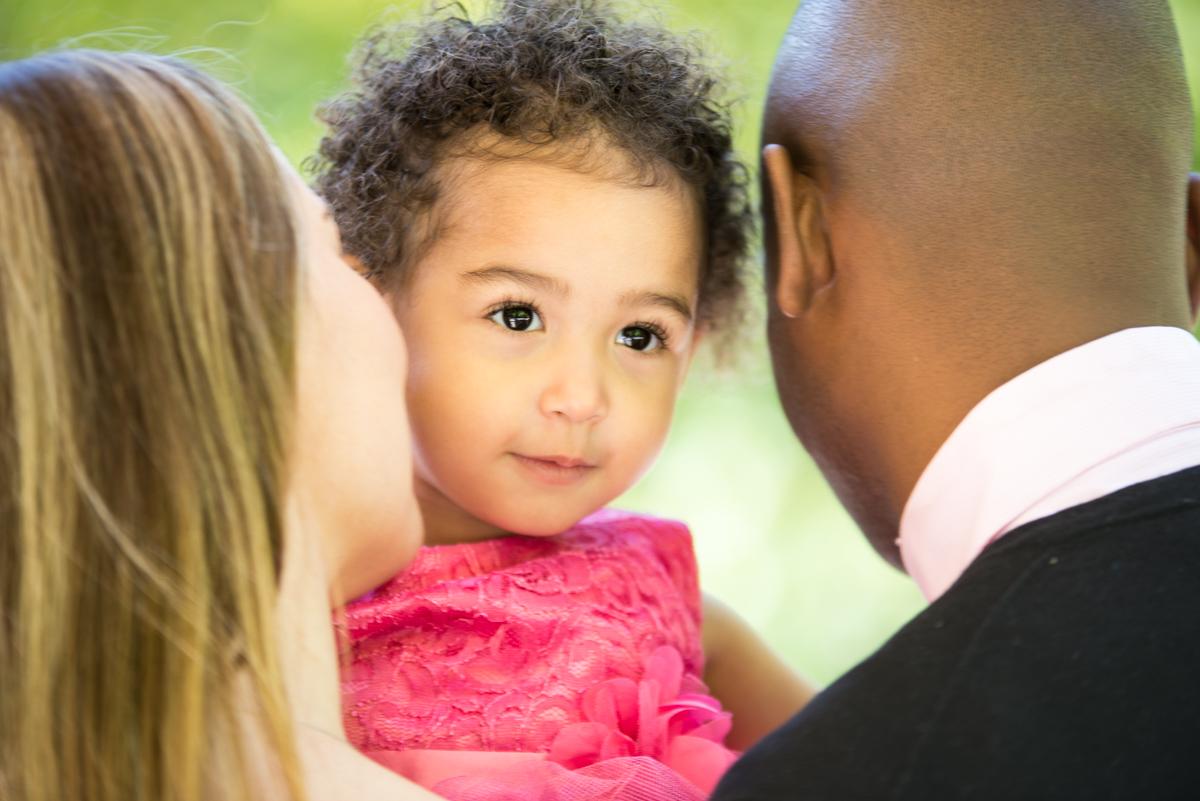 London & Brighton Portrait Photographer - Beautiful child look portrait session