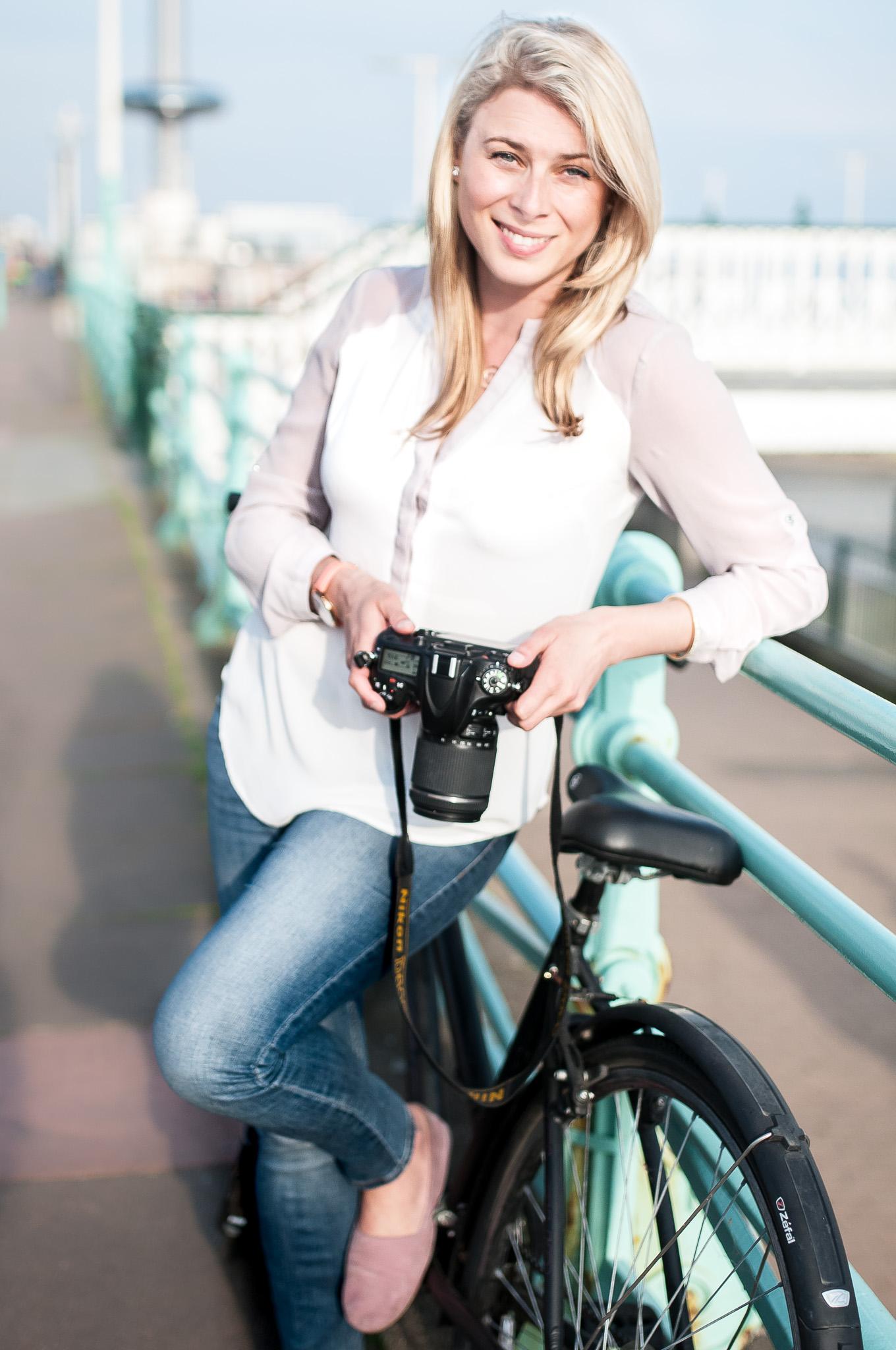 Magdalena Smolarska Personal Brand Portrait Photographer from Brighton
