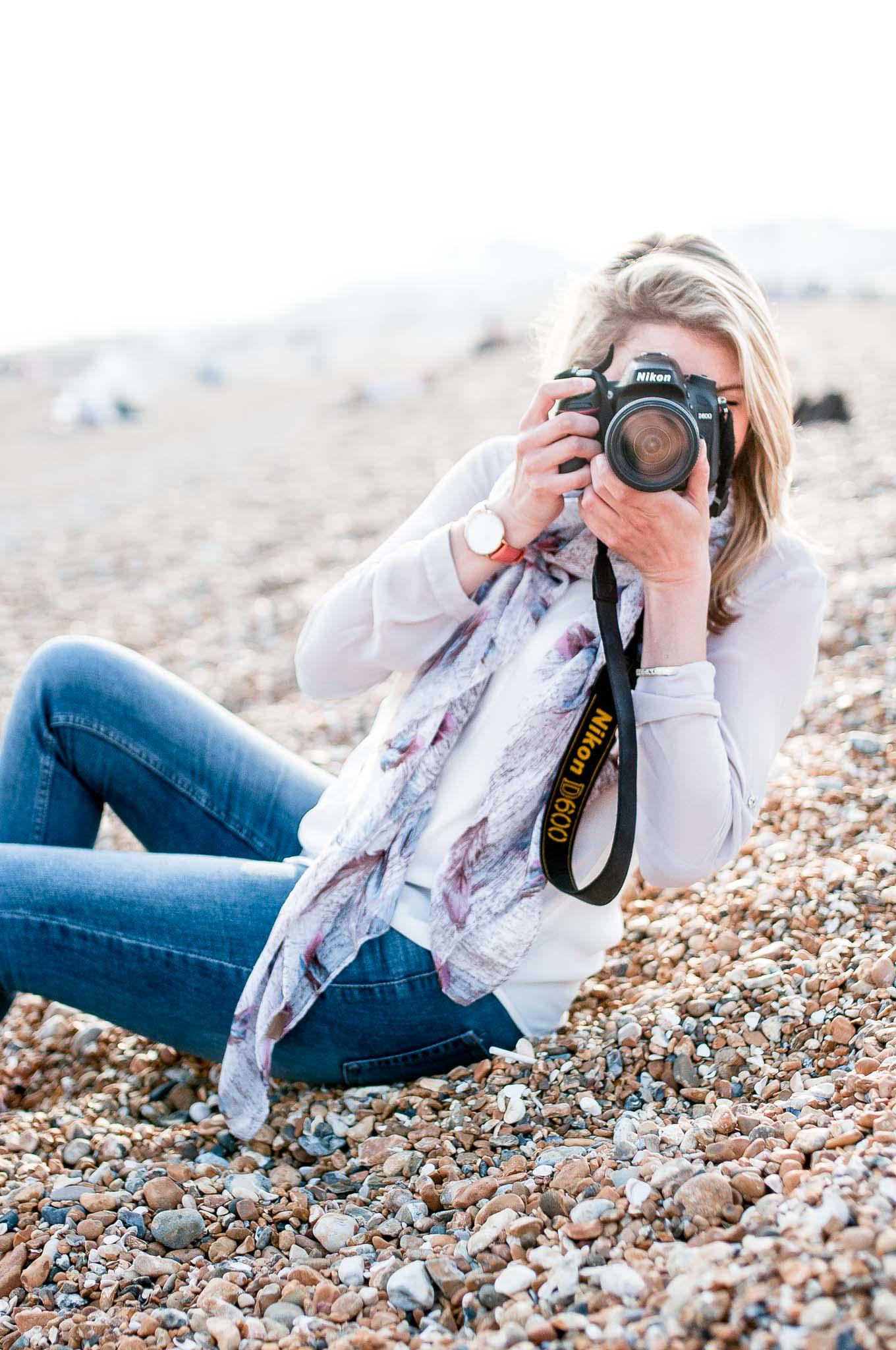 Brighton Portrait Photographer - Personal Brand Photography by Magdalena Smolarska