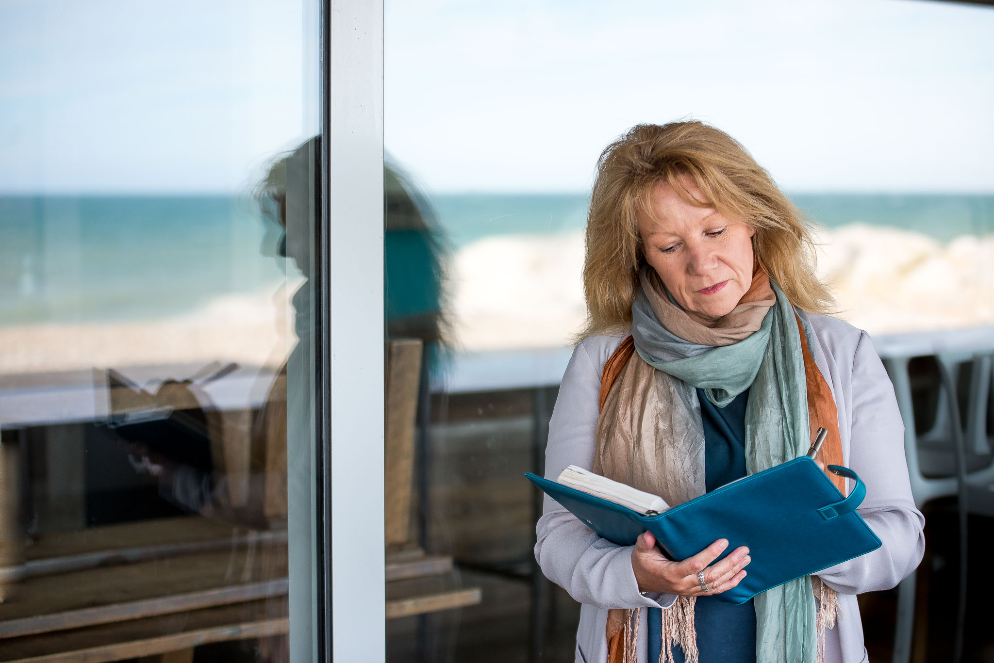 Professional Personal Brand Portrait Session with Career Coach in Brighton -